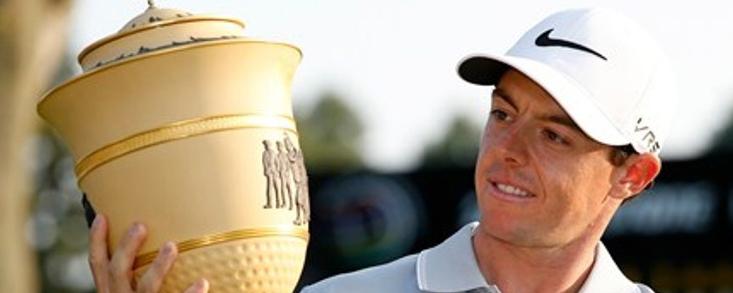 Rory McIlroy se perderá el Bridgestone Invitational, de momento