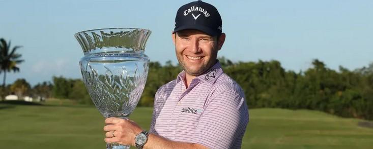 Branden Grace aprovecha su oportunidad y suma su segundo título PGA
