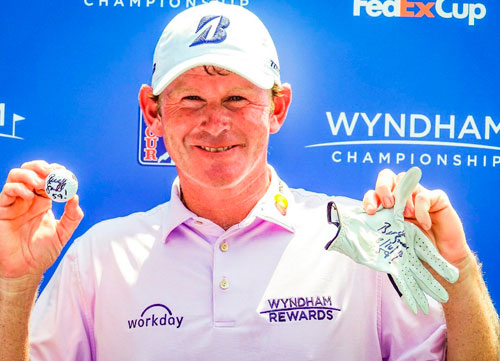 Brandt Snedeker se convierte en el noveno jugador de la PGA en firmar 59 golpes