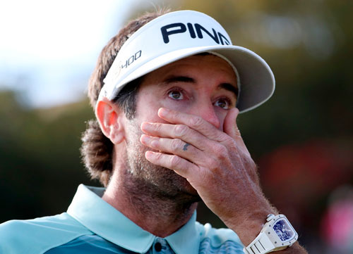 Bubba Watson regresa al top 40