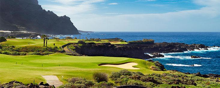 Tenerife se viste de golf con una Ryder Canarias-Gran Bretaña