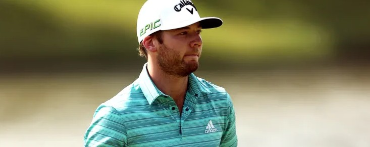 Burns termina con -17 y logra su estreno en el PGA Tour tras firmar 68 golpes