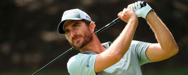 Alejandro Cañizares planta cara en la cuna de golf