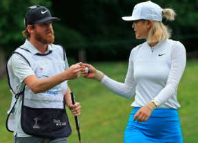 La LPGA dejará a las jugadoras que decidan si llevan ellas mismas su bolsa