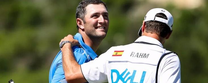 Rahm: 'El golf que he jugado los últimos tres partidos ha sido impresionante'