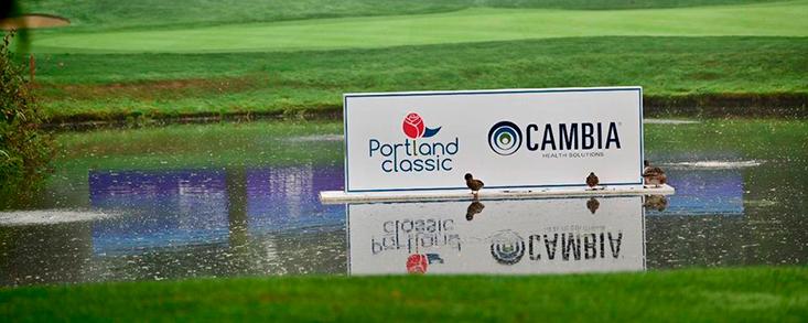 El Cambia Portland Classic se jugará a 54 hoyos por la mala calidad del aire