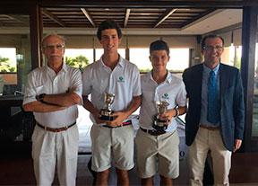 Kreisler y Carrascosa, campeones de Andalucía de Dobles
