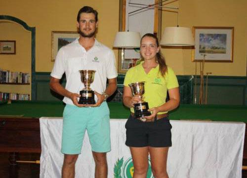 Tabernero y Gómez ganaron en San Roque