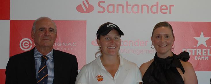 Camilla Hedberg triunfa en la Peñaza