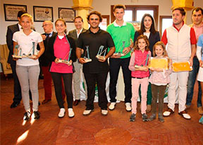 Jacobo Cestino y Charlotte Putts, ganadores