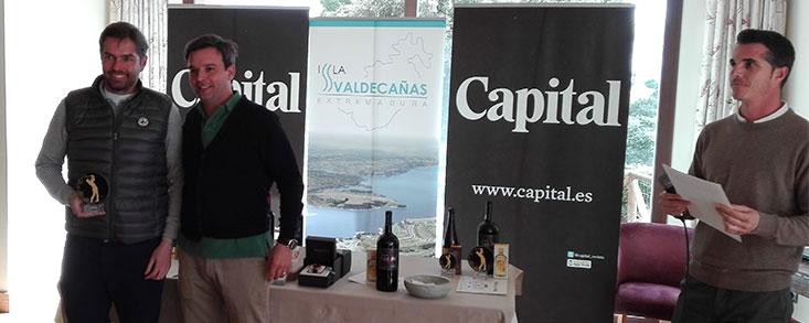 Isla de Valdecañas abre el Circuito Capital Golf Tour