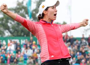 La espiral positiva del golf femenino español culmina 2016 como el mejor año