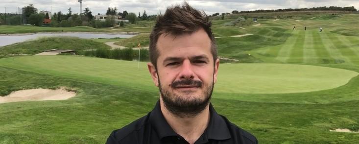 Carlos Palomo: 'Es increíble como ha crecido el golf en la Comunidad de Madrid'