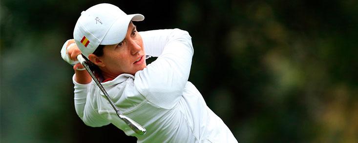 'Estoy tranquila y me veo bien, pero esto es golf'