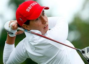 Carlota Ciganda, sola ante el peligro en Singapur en otra cita de la LPGA