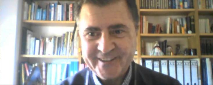 """Carlos Fernández Grande: """"Se siente mucha tristeza al ver el campo vacío"""""""