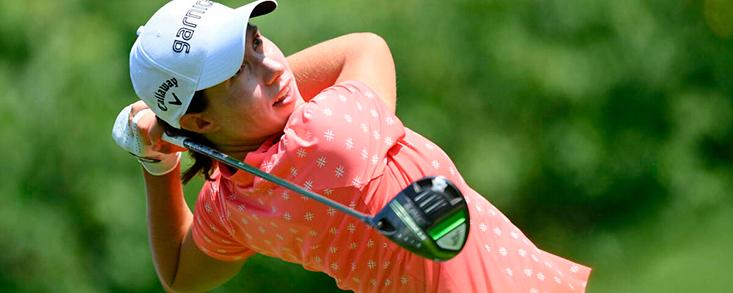 Carlota Ciganda será la única española en el Women's Open tras el corte
