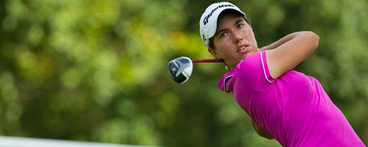 Nueva oportunidad para Carlota Ciganda en la LPGA en su mejor momento de la temporada