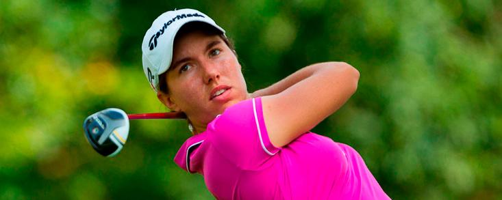 Carlota Ciganda y Jon Rahm, los golfistas en activo más reconocibles en España
