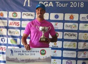 Joao Carlota gana en Portugal con -11