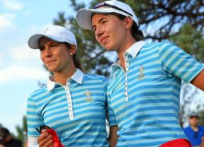 Azahara Muñoz y Carlota Ciganda pusieron acento español a la LPGA