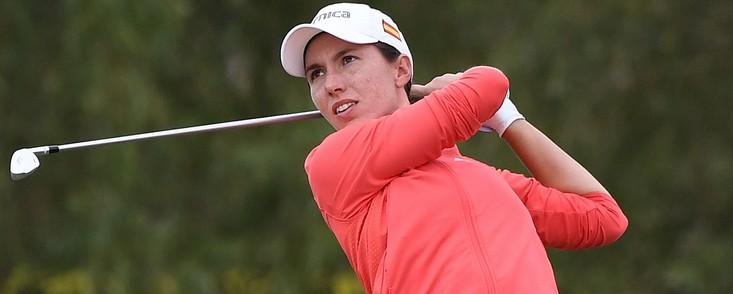 """Carlota Ciganda: """"El golf español va en una buena dirección"""""""