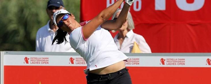 Carmen Alonso se hace con la victoria en Golf Campo de Layos