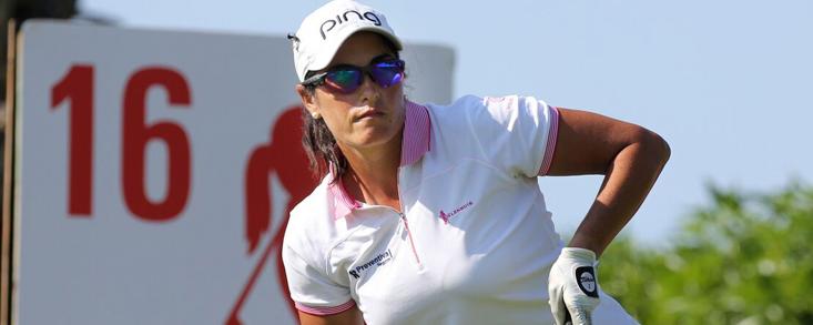 78 jugadoras y 7 españolas en busca de la victoria en Golf du Medoc