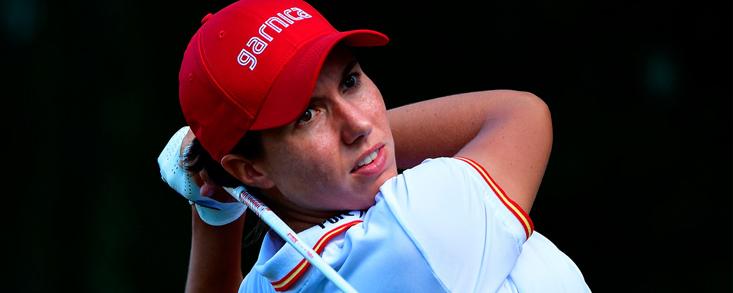 Otra gran actuación de Carlota Ciganda que termina cuarta en Taiwán