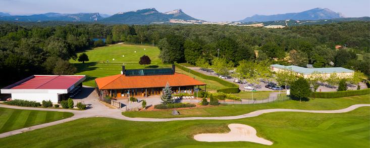 Primavera de golf en Izki
