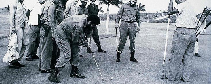 """""""Fidel juega mejor que Eisenhower"""""""