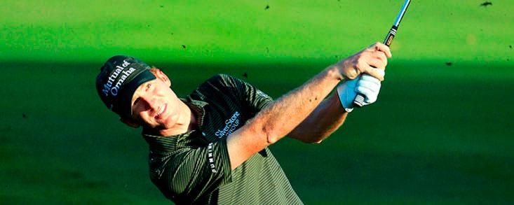 Roberto Castro, primer líder en una ronda sin completar