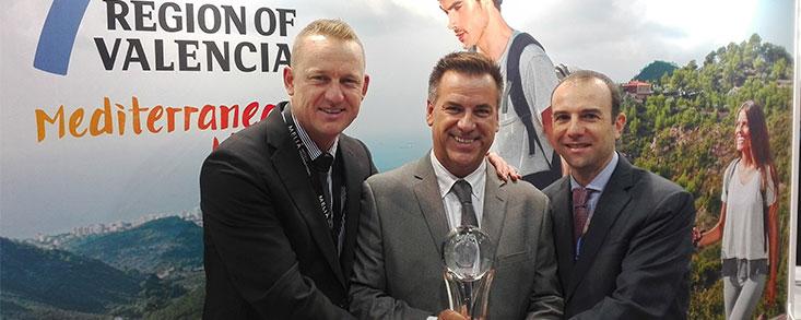 Costa Blanca, destino europeo de golf del año
