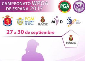 Todo listo en el RACE para acoger al mejor golf femenino español