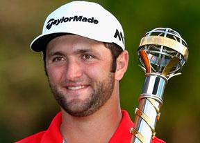 Jon Rahm gana en Dubai y logra su tercera victoria de la temporada