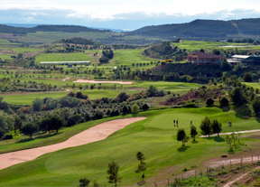 El Campo de Golf de Logroño albergará el Campeonato de España de Profesionales