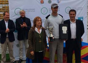 Izki Golf, tiene todo listo para el Challenge de España con grandes jugadores