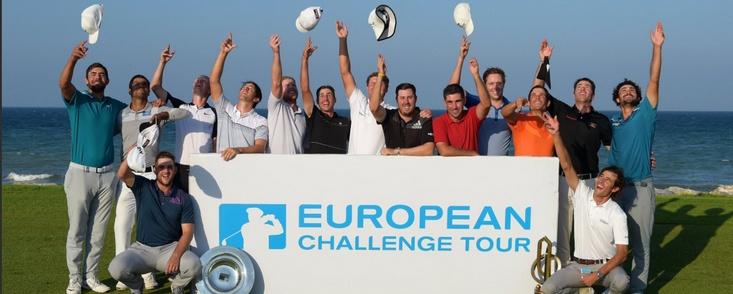 Pedro Oriol y Scott Fernández certifican su acceso al Tour Europeo