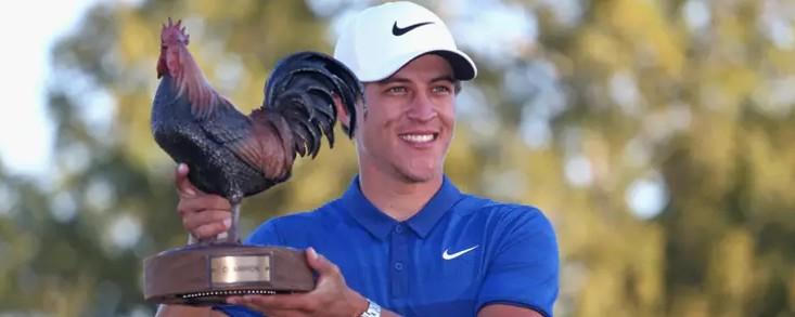 Cameron Champ, del Web.com a la victoria en el PGA Tour