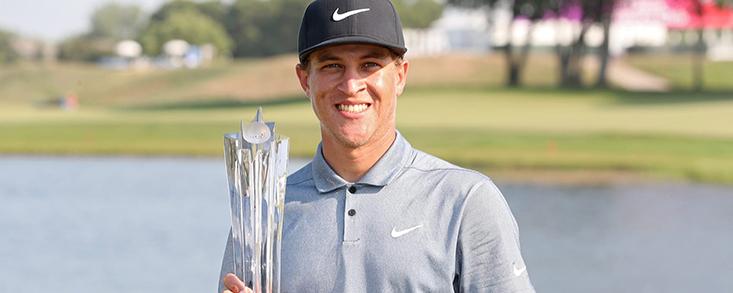 Cameron Champ gana el 3M Open y ya suma tres títulos en el PGA Tour