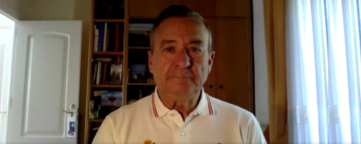 Pablo Chaves: 'Tenemos todo preparado para que abran los campos'
