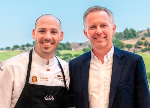 Daniel García Peinado, nuevo chef en La Cala Resort