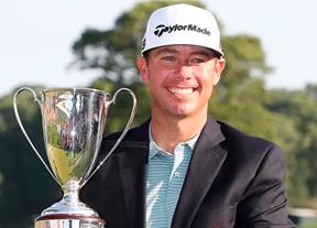 Chez Reavie logra su segundo triunfo en el PGA Tour con un total de -17