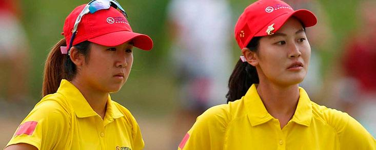 Inglaterra y China Taipei mantienen sus posiciones