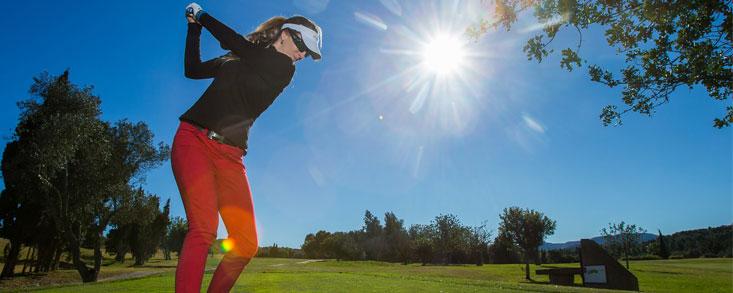 El golf femenino español, una 'Armada' con mayúsculas