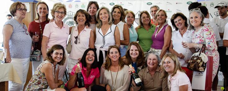 El Club de Campo de Córdoba vivió una segunda jornada apasionante
