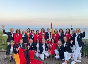 Cinco millennials que hacen historia en el golf femenino español