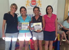 Las mujeres golfistas celebran su Día Internacional