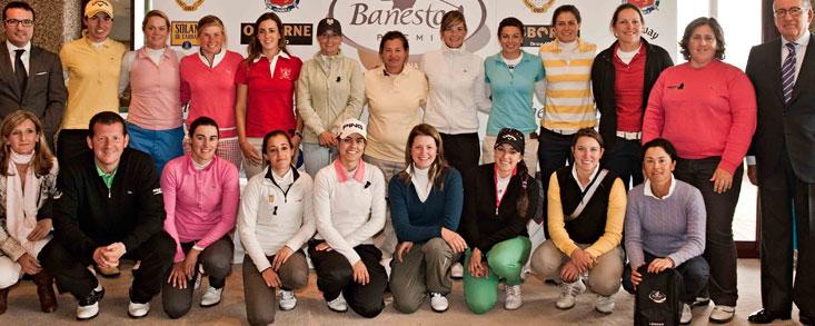 Una excelente noticia para el golf femenino español