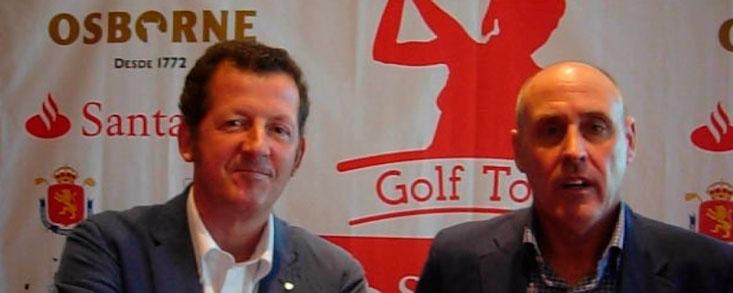 'El golf femenino está en una espiral positiva'